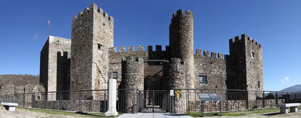 Castillo en salamanca espan a