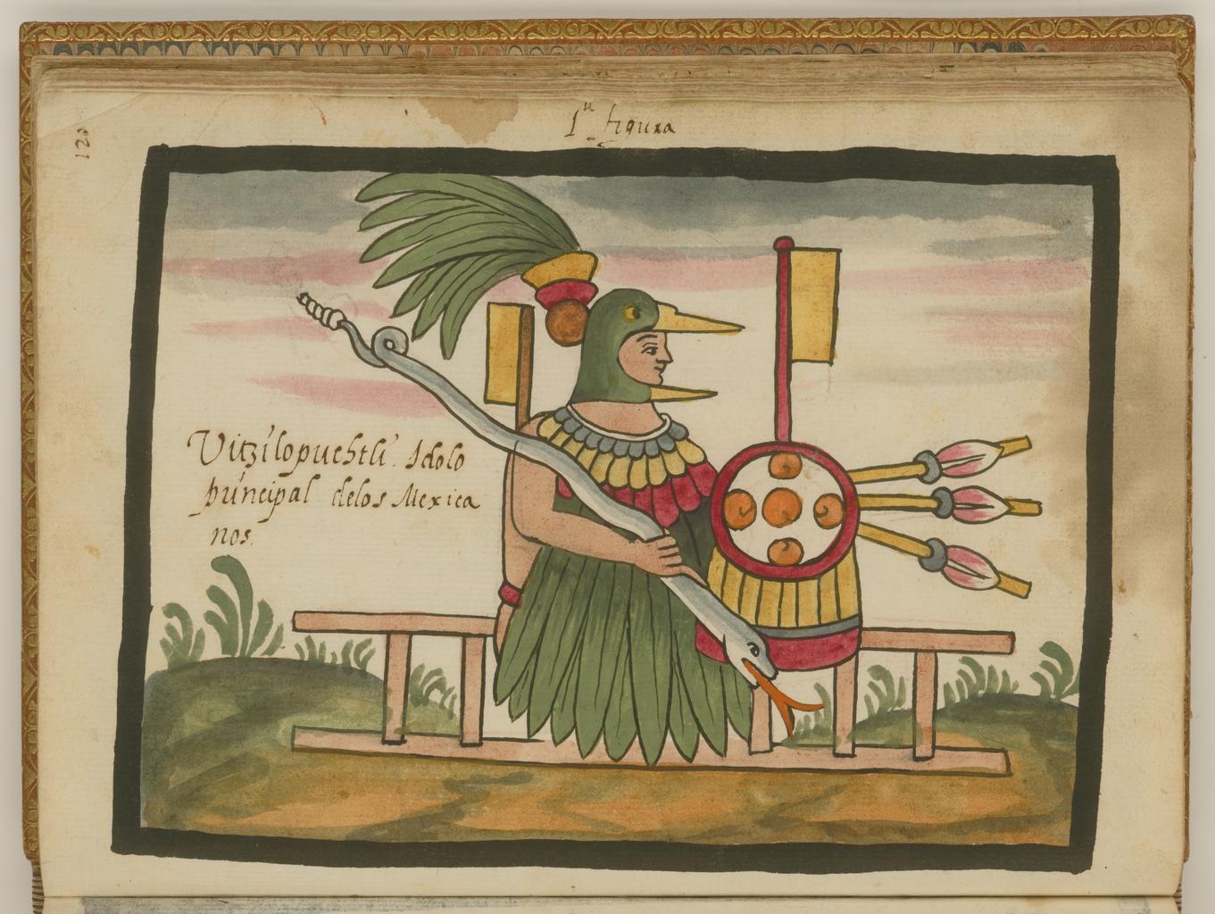 Caballero Aguila Azteca