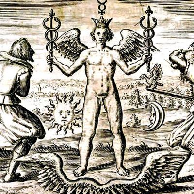 El caduceo de Mercurio