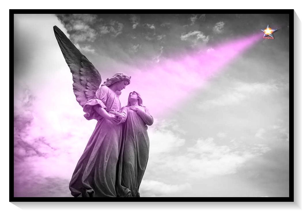 Conciencia luz violeta