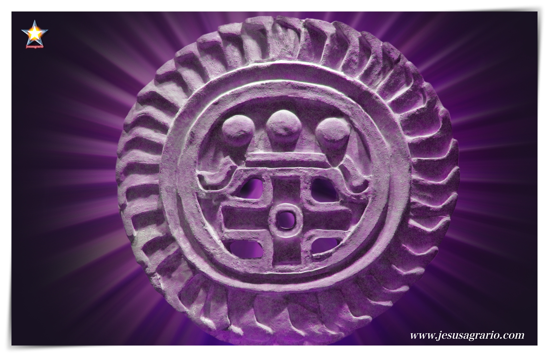 La cruz de los aztecas