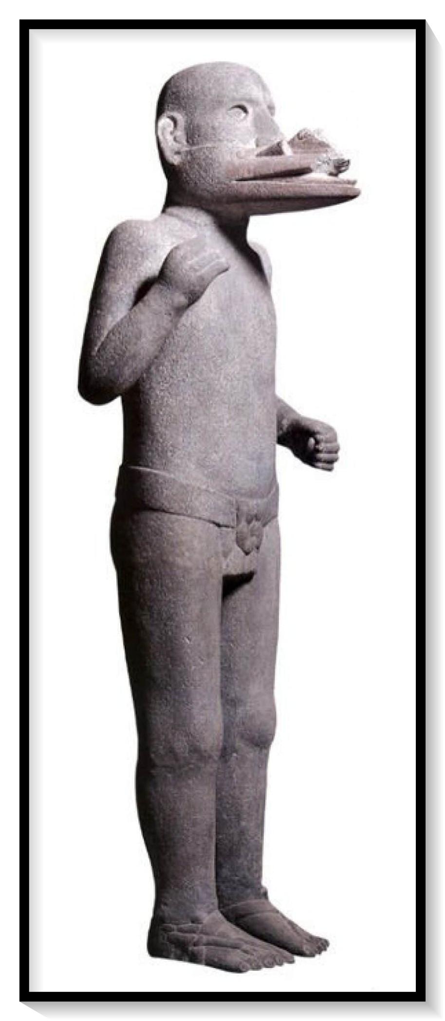 Ehecatl dios Azteca