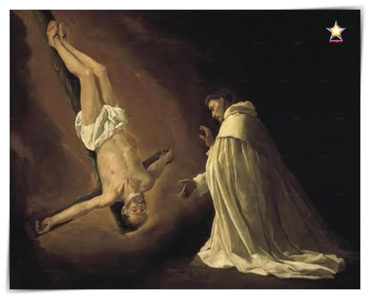Pedro Crucificado
