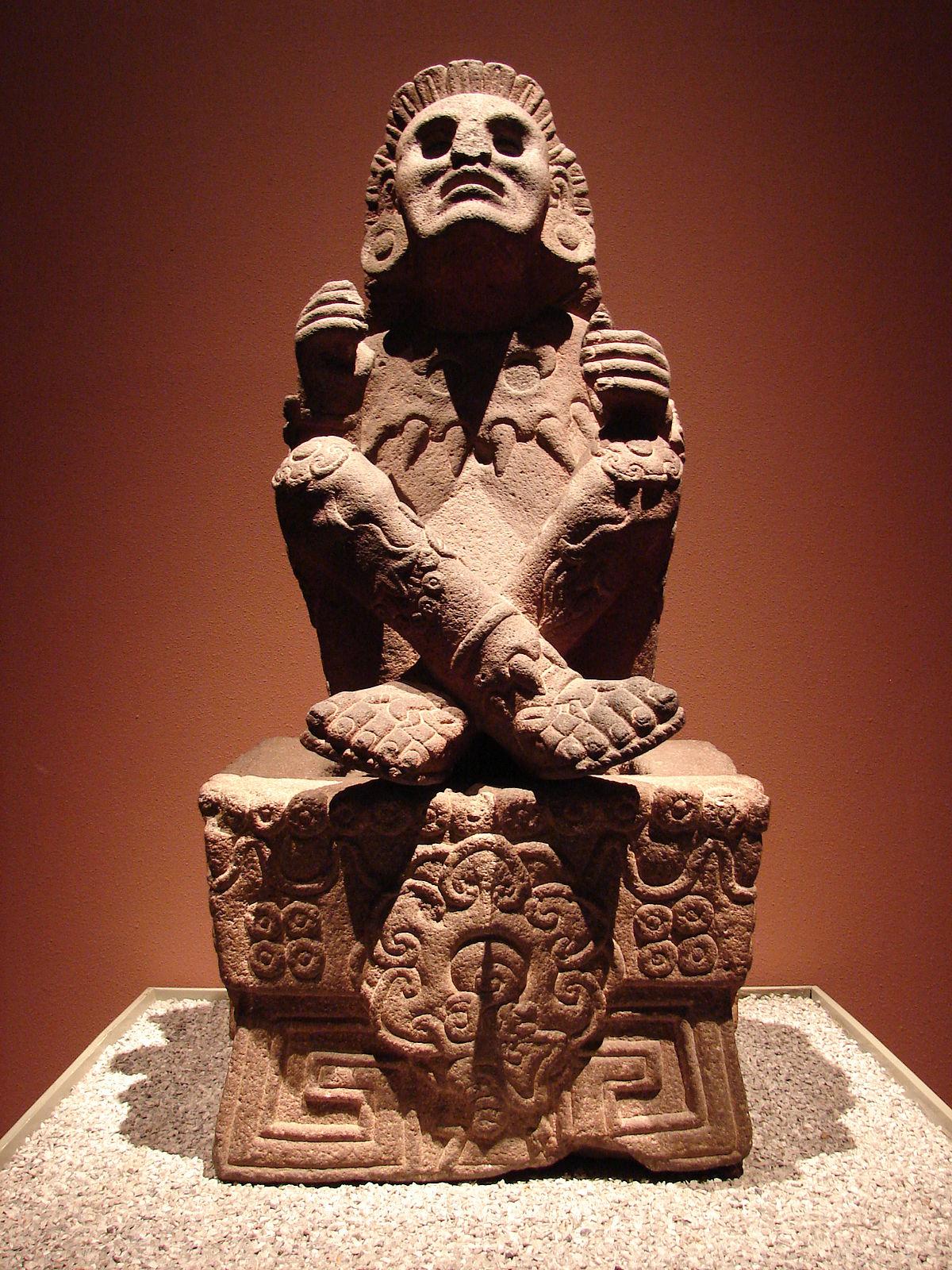 Xochipilli dios del canto la alegría y la danza