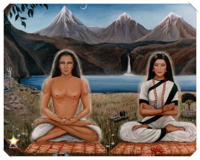 Babaji mataji kriya yoga1