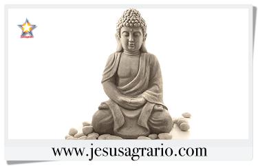 Buda meditando 1