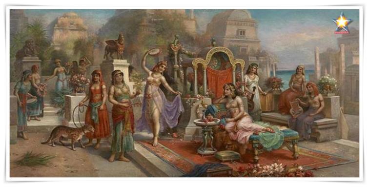 Caida de babilonia
