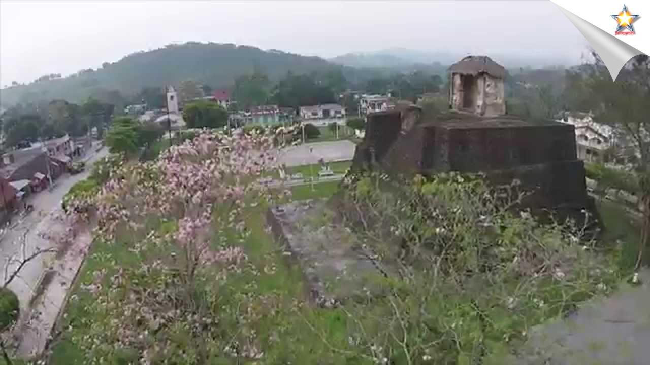Castillo de teayo veracruz mexico