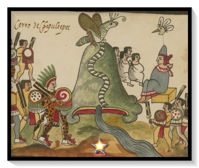 Cerro de chapultepec codice