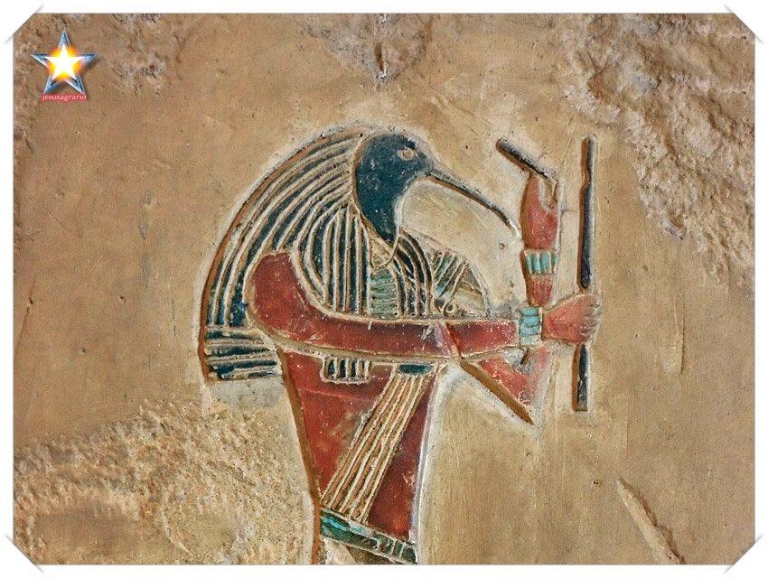 Dios ibis de thot
