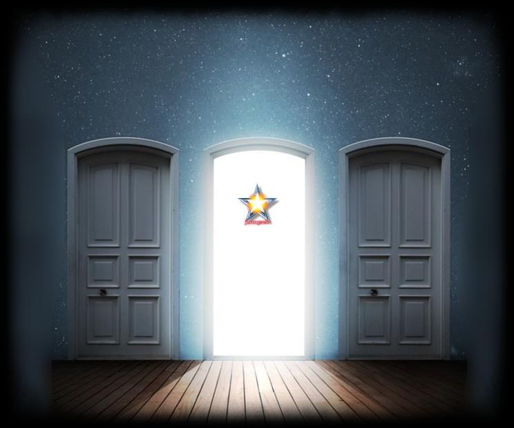 Dos puertas cerradas