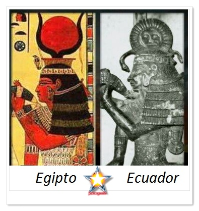 Egipto y ecuador