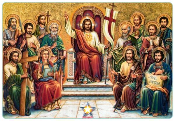 El cristo intimo