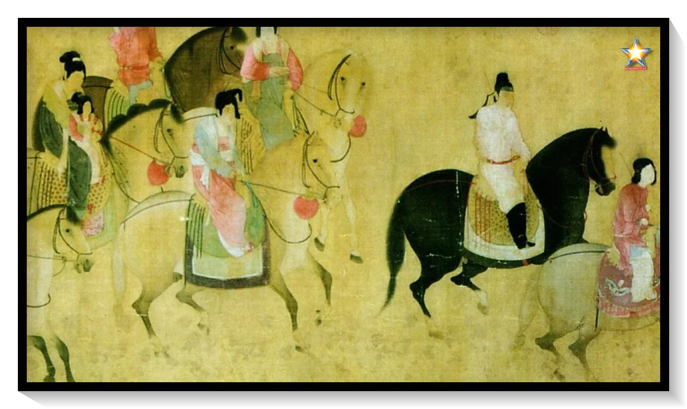 El maestro chino kao feng
