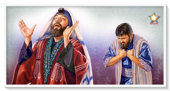 El publicano y el fariseo