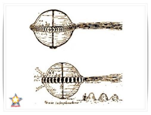 Esferas voladoras