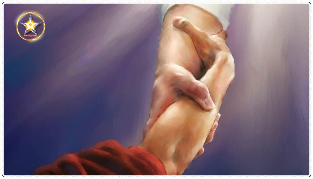 Estamos en manos de dios