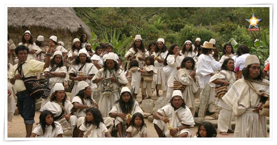 Indios arhuacos