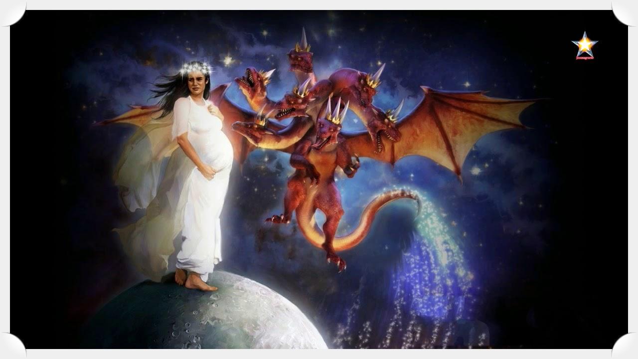 La mujer y el drago n