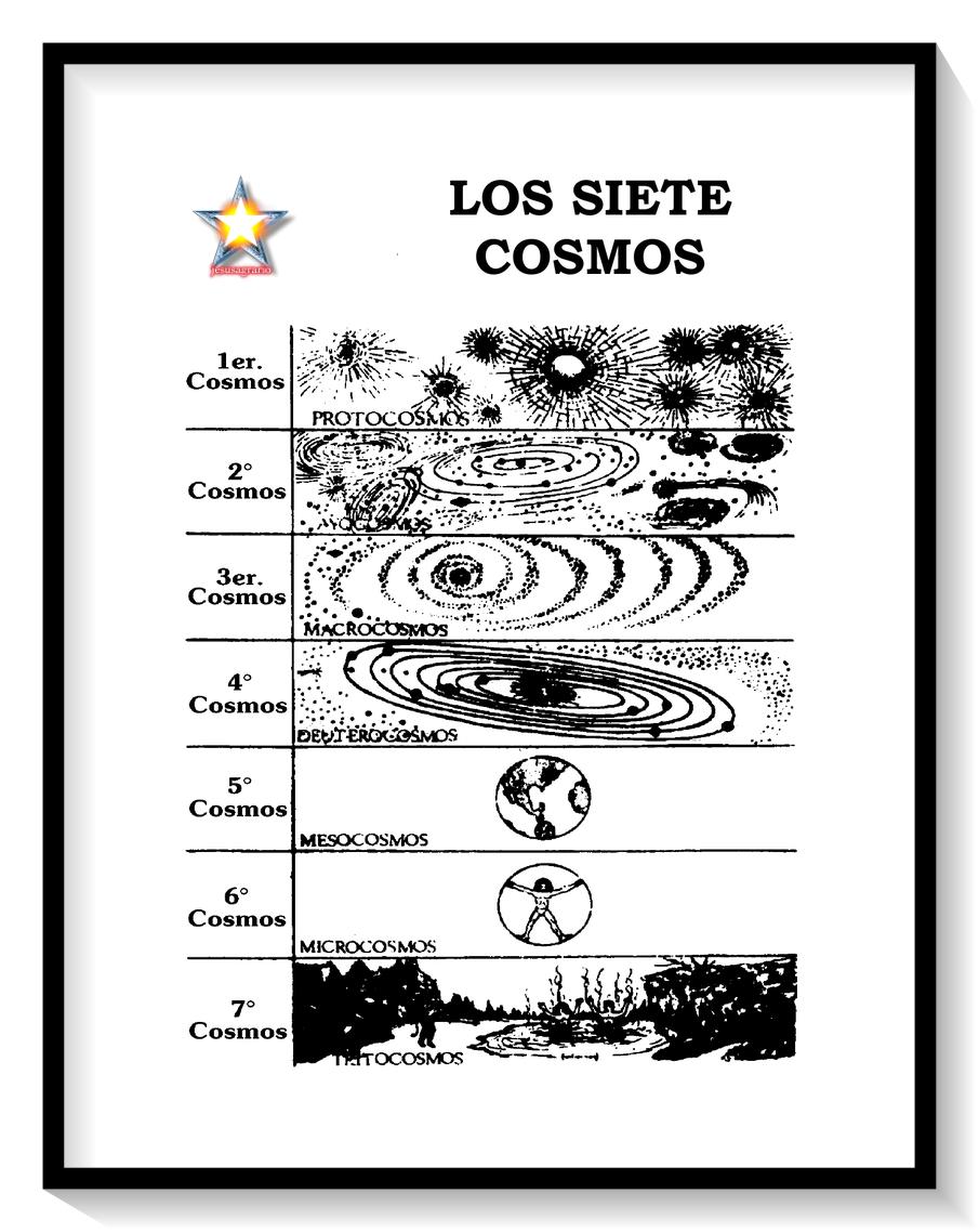 Los 7 cosmos