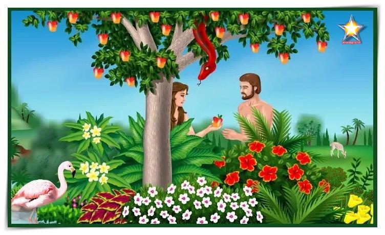 Los arboles del eden