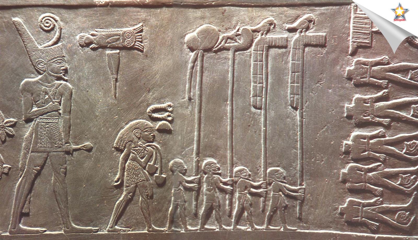 Los misterios egipcios