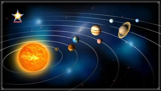 Los planetas de la alquimia