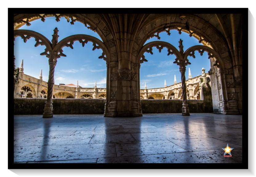 Monasterio jeronimos portugal