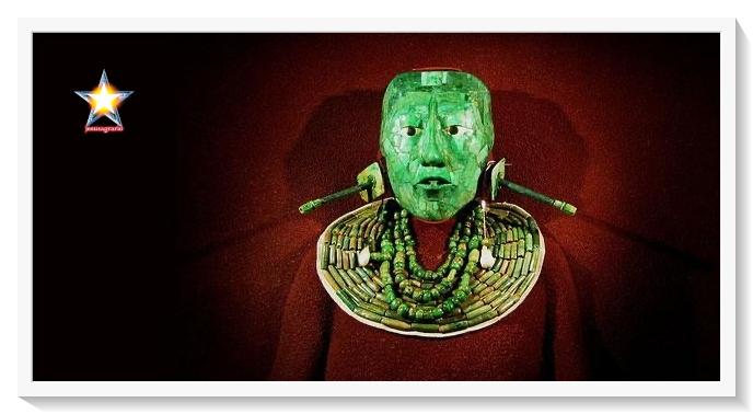 Pacal mascara maya