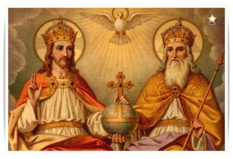 Padre hijo espiritu santo