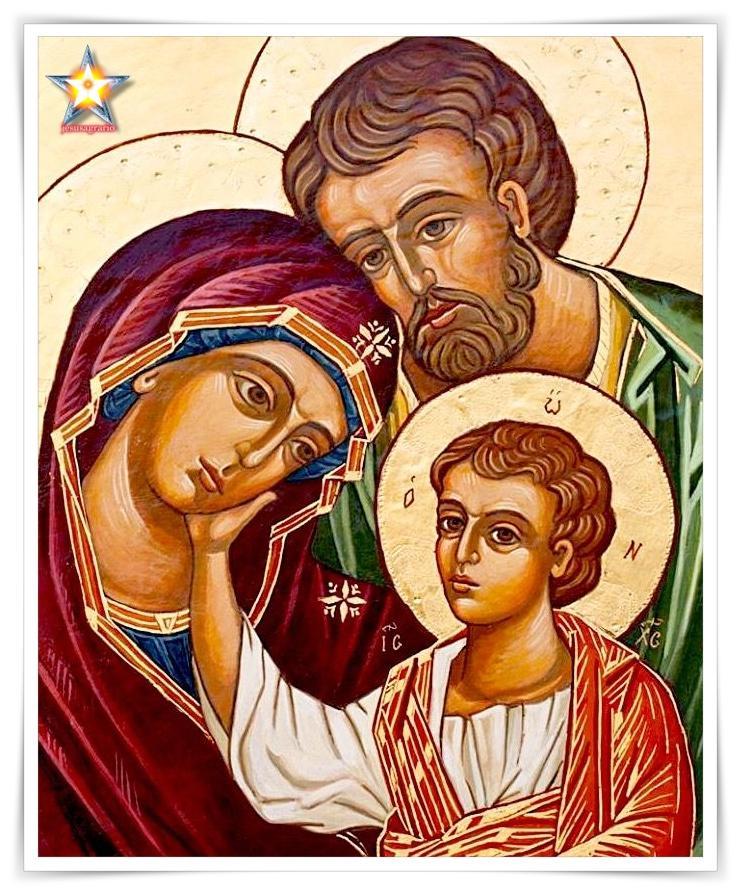Peregrinacio n de la sagrada familia