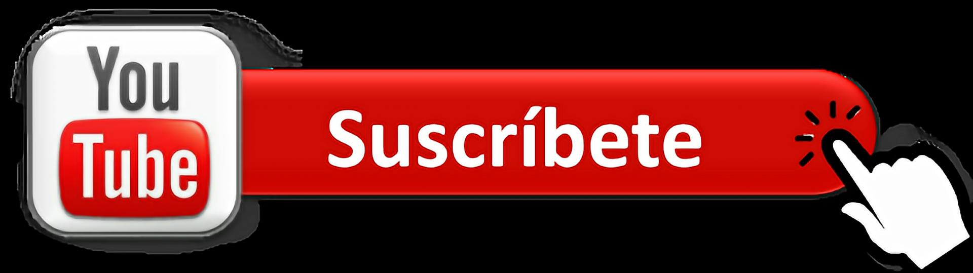 Suscribete youtube png 1